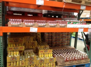 El Centro Costco with a more regional selection of groceries