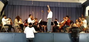 The Southwest High School Orchestra