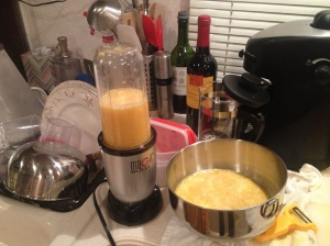 Love that Magic Bullet.  It makes everything better!