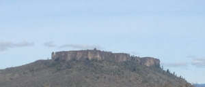 Table Rock, in the Central Point area