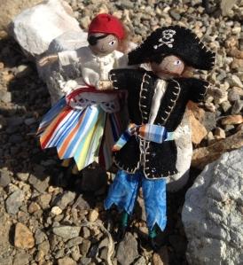 Arrrr.....pirates matey!