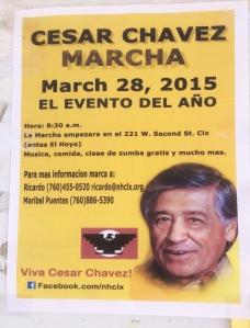 Viva Cesar Chavez!