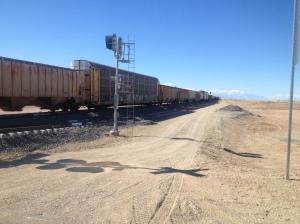 Trains.......